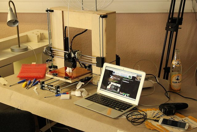 boxframe (from reprap-wiki)